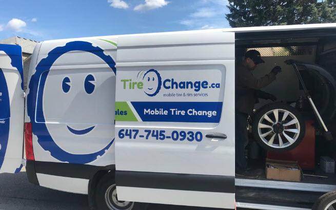 TIRE CHANGE Services 🥇 Rim Repair | Tire Change™
